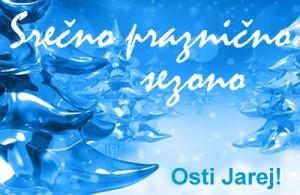 MZS želi veselo in praznično sezono 2014