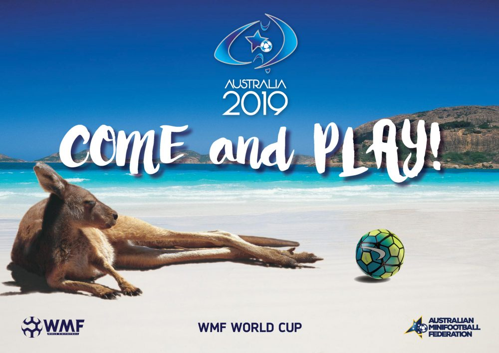 WMF World Cup 2019 Australia Perth 2