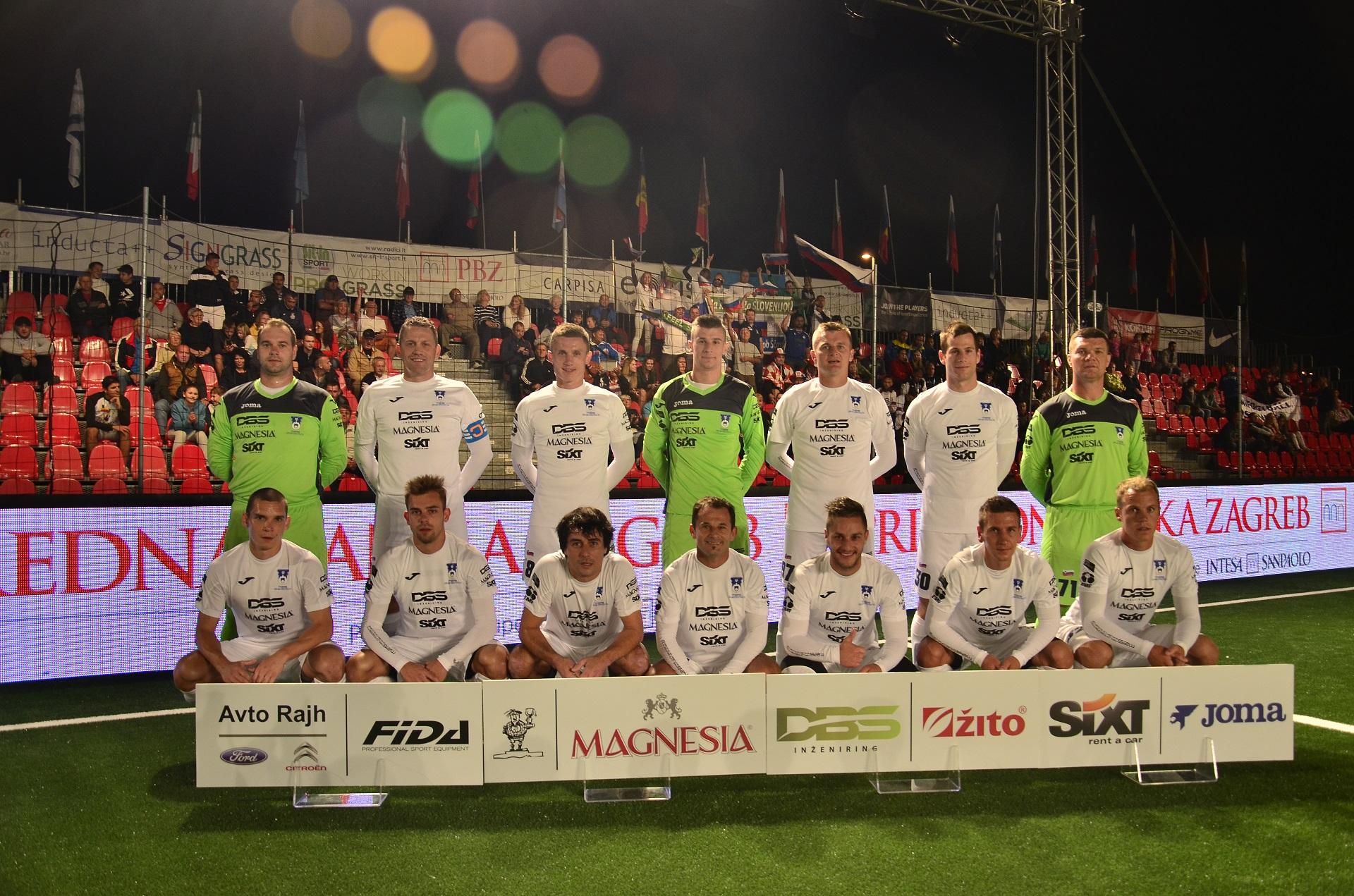Reprezentanca Slovenije EMF EURO2015