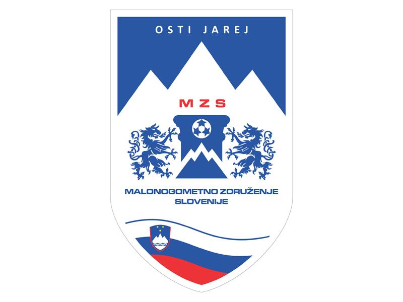 MZS - Malonogometno združenje Slovenije logotip 800x600