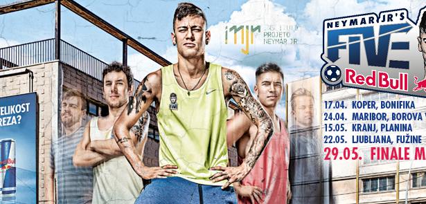 Neymar JR's Five turnir 2016