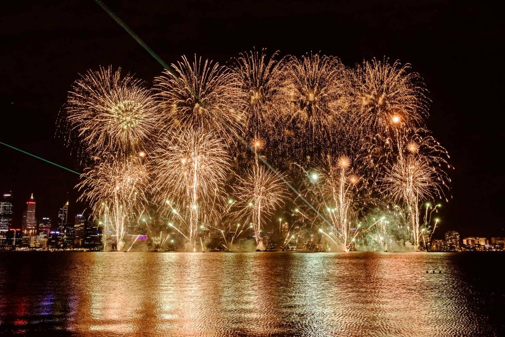 WMF World Cup 2019 Australia Perth 14 Perth Skyworks 2017 Australia Day