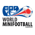 WMF - World Minifootball Federation logotip