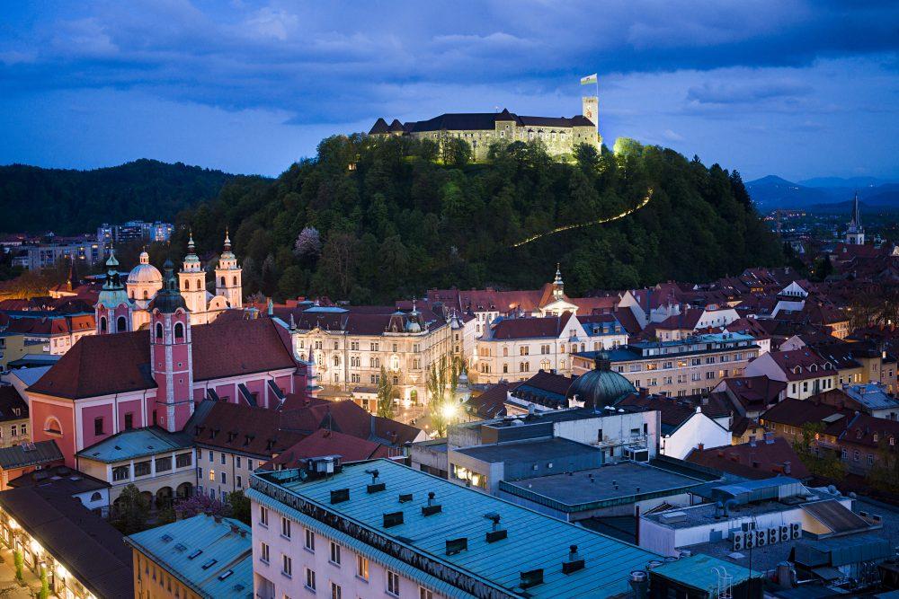 Ljubljanski grad