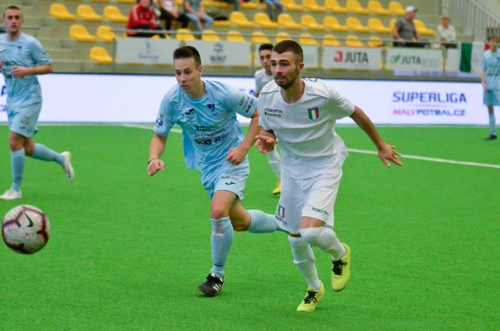 WMF World Cup U21 2018 Slovenija U21 2 – 3 Italija U21