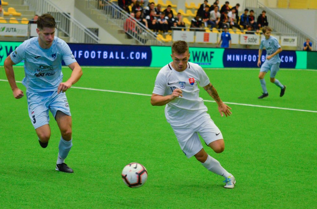 WMF World Cup U21 2018 Slovenija U21 - Slovaška U21 01