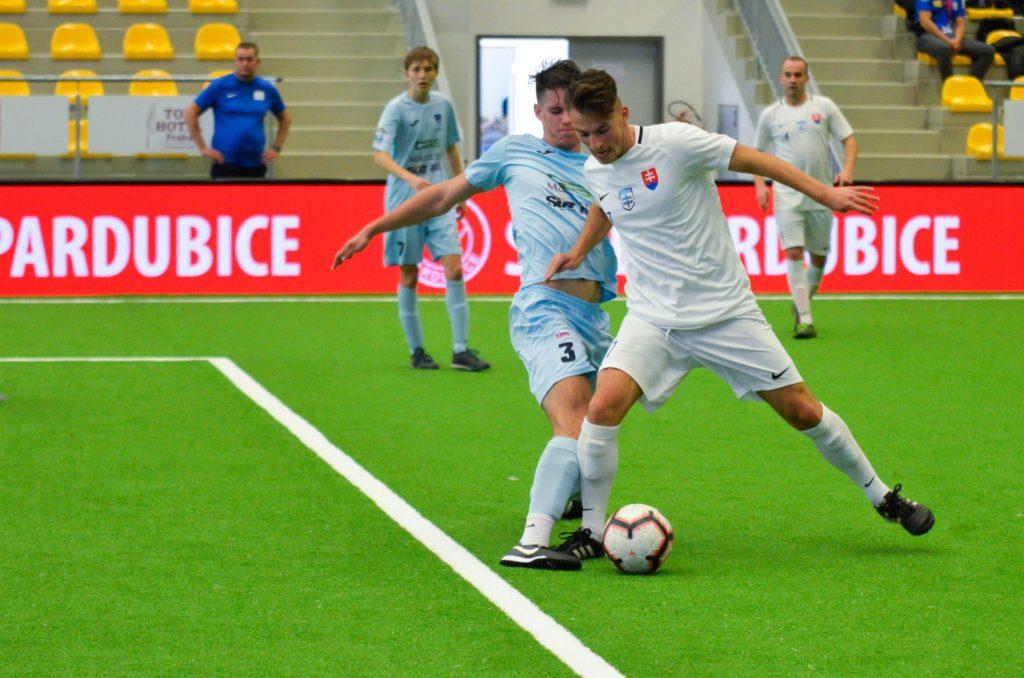 WMF World Cup U21 2018 Slovenija U21 - Slovaška U21 02