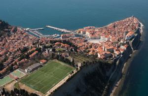 Stadion Piran MZS državno prvenstvo 2016 - mali nogomet za rekreativce