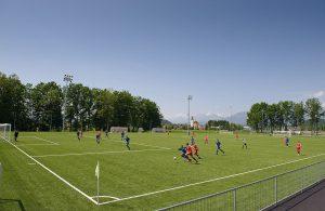 Športni park Radomlje veliko nogometno igrisce umetna trava 1
